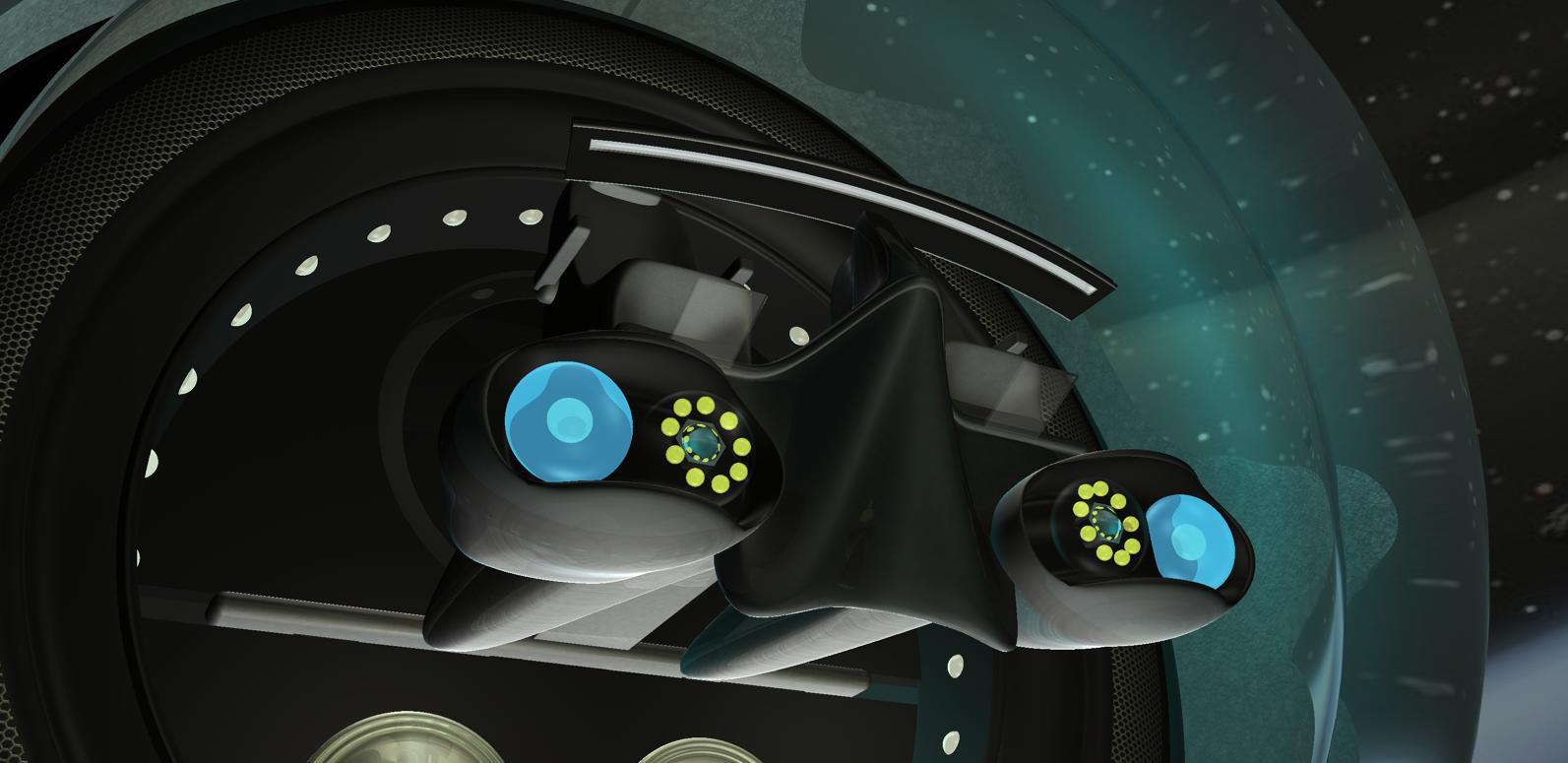 E-Com close up