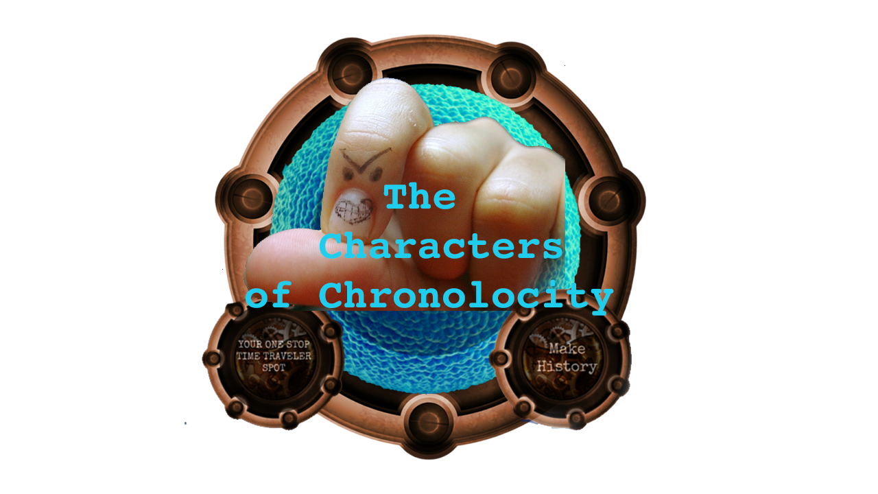 The Characters of Chronolocity
